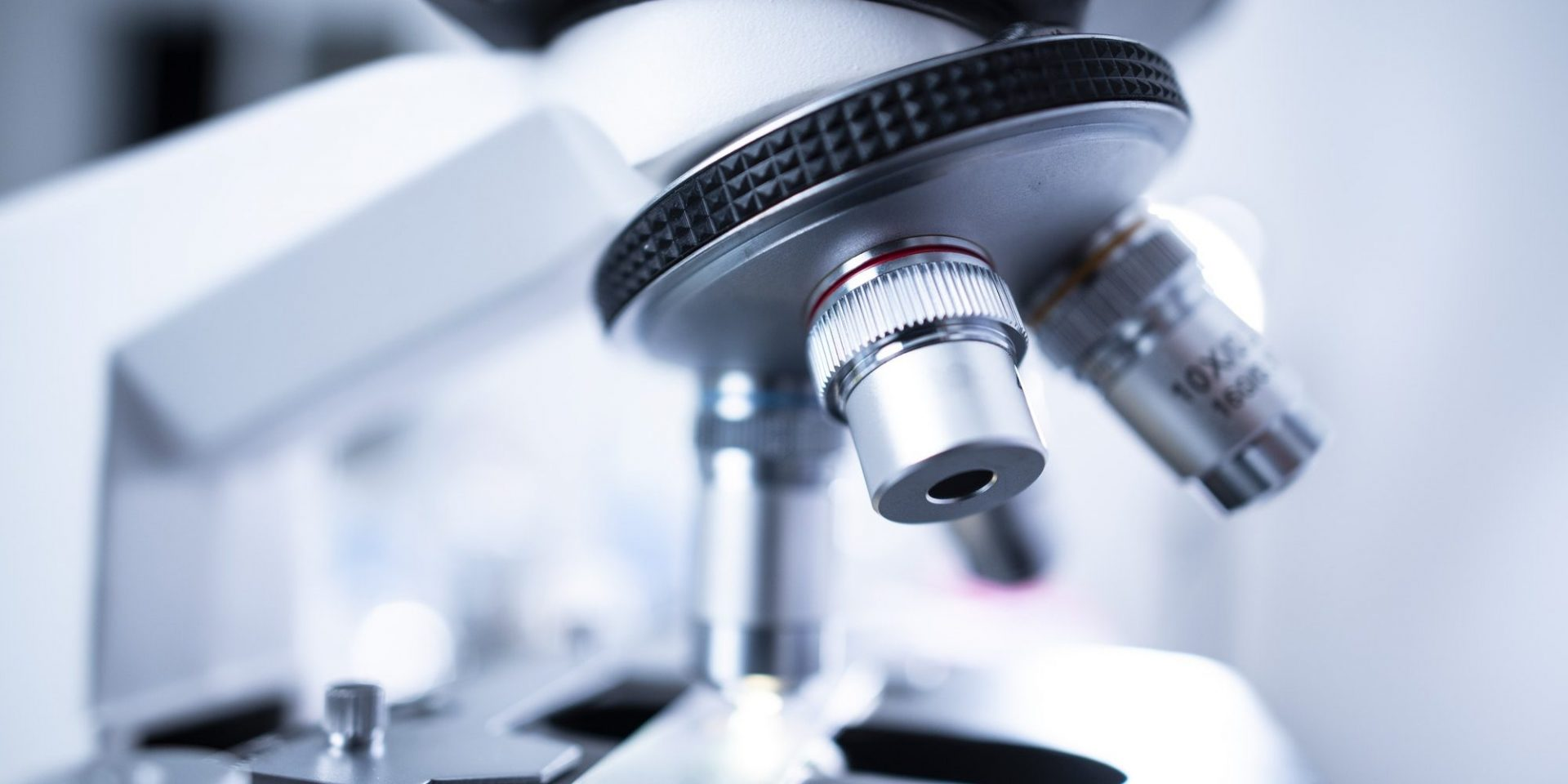 Microscopes for researchers in medical laboratories