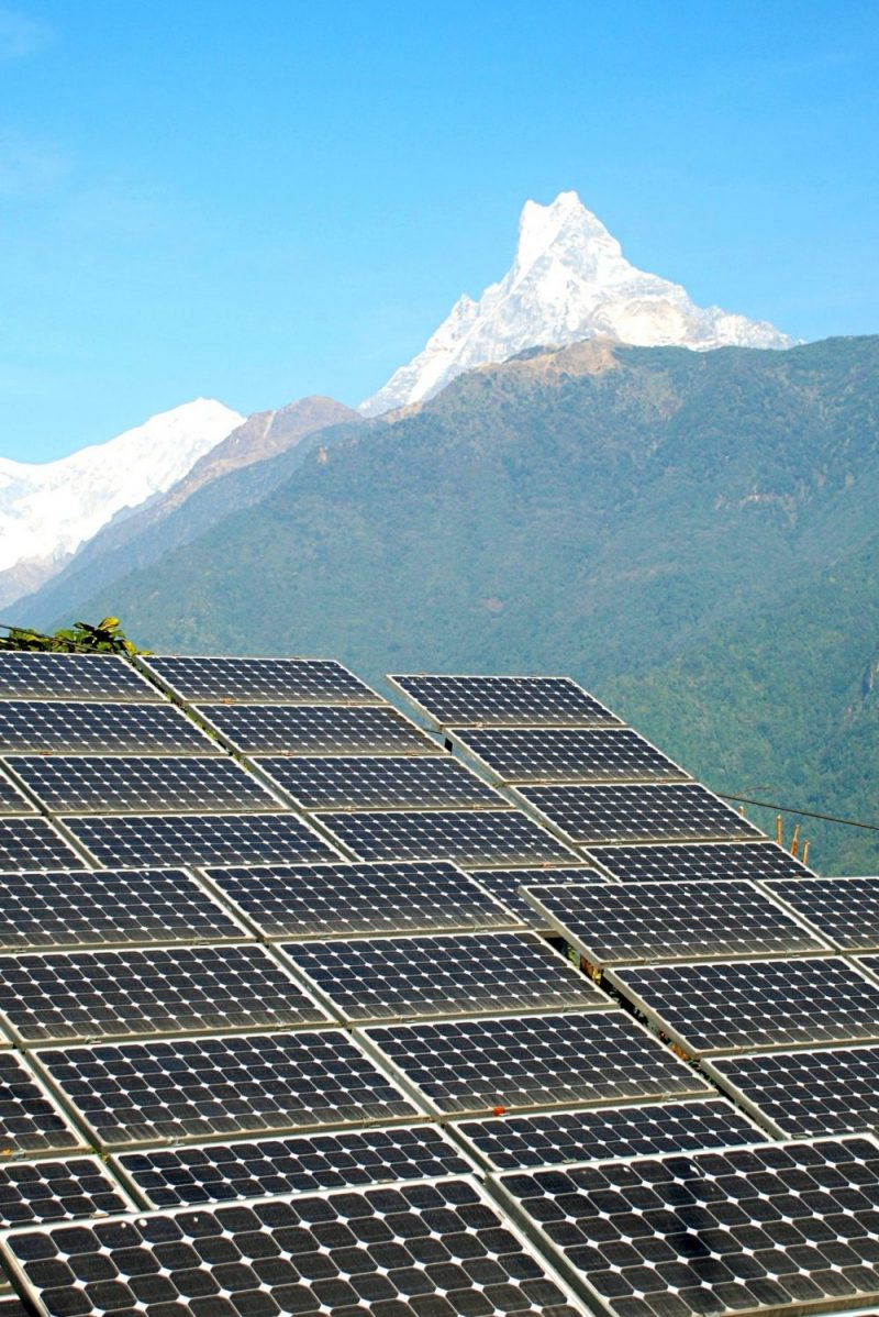 Solar in Nepal