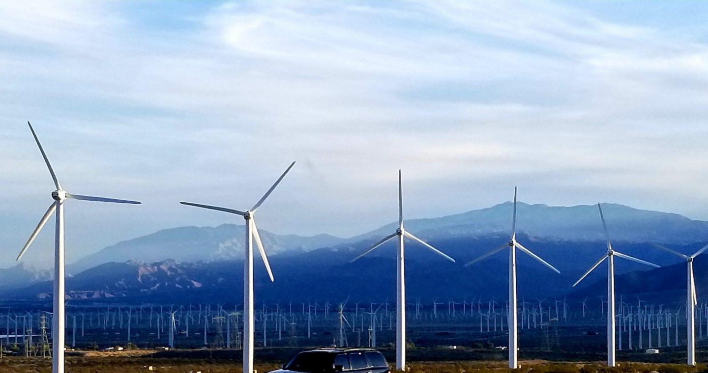 Wind Power! Alternative Energy!