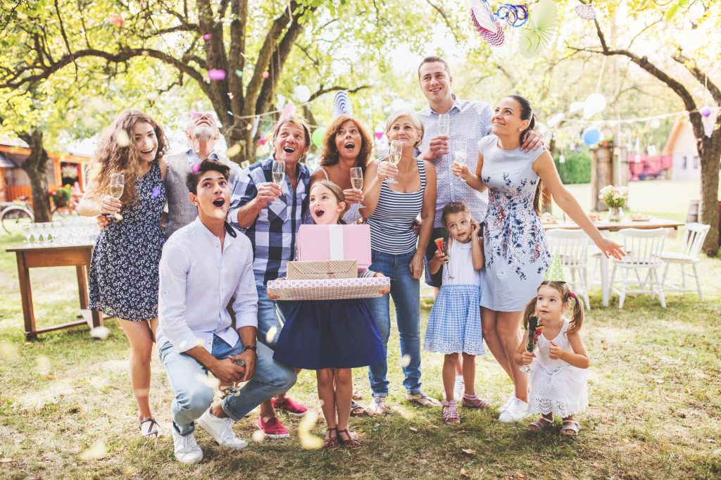How to Held a Birthday Party at Home