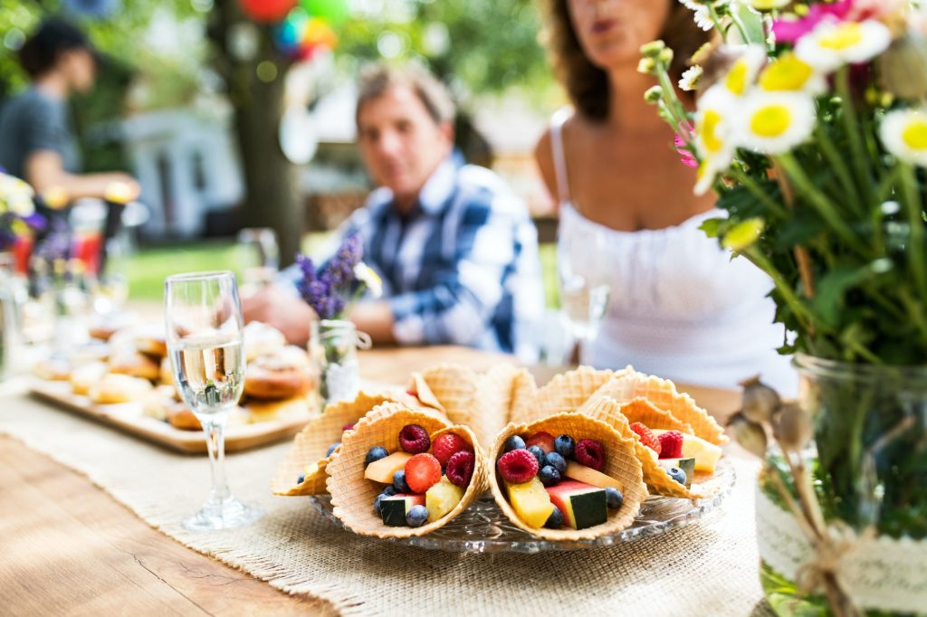 Best Food to Serve in Birthday Party