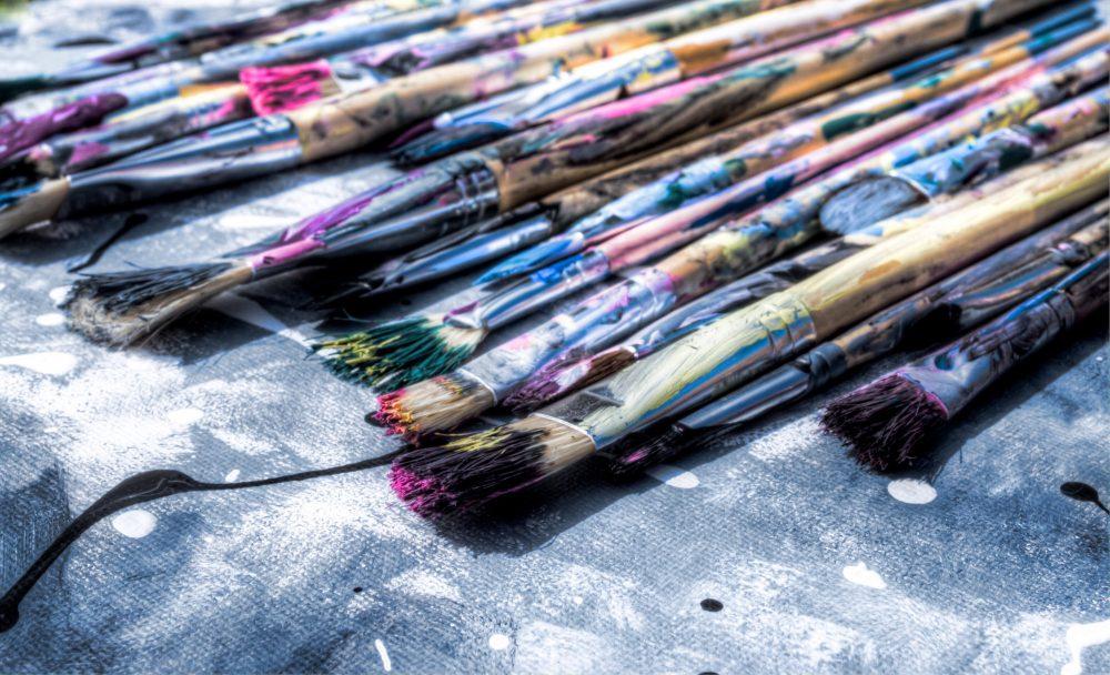 Art Paint brushes