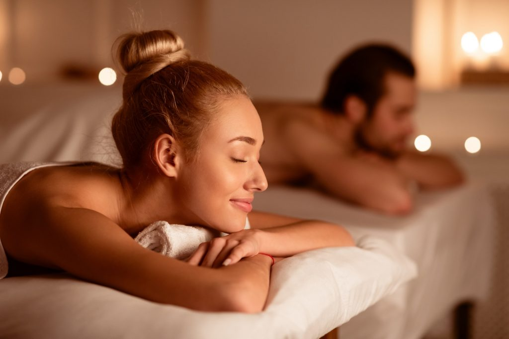 Massage Therapy for Anxiety and Stress