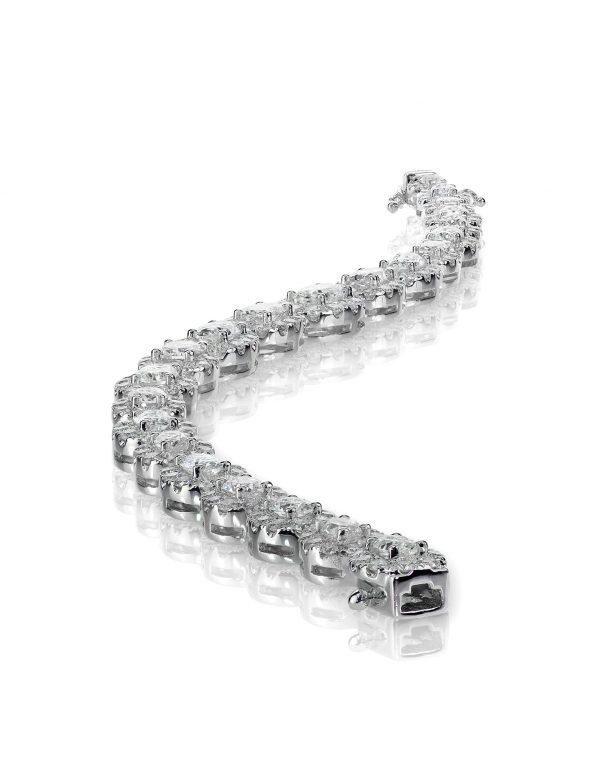 Bracelet diamond tennis bracelet