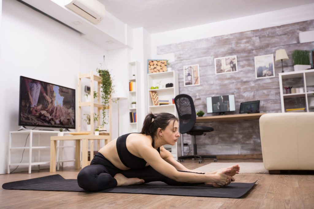 Yoga Tips : How to Keep Yoga When You at Home part 2